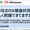 DX推進指標で自社のDX意識レベルを自己診断してみましょう!