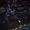 #バイク屋の日常 #ヤマハ #TW225 #冬の洗車
