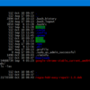 Windows 10のWSLが見にくいので色を変える