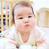 赤ちゃんの遊び♡ 上唇を吸ったり、ツバをブーブー飛ばしたり!