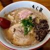 濃厚すぎる!どろどろスープの豚骨ラーメン@武蔵境