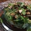 アボガドのパッションフルーツ和えサラダ