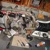 ラビットS601の電装系整備