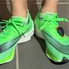 【シューズレポ】ヴェイパーフライネクスト%が気持ち悪いんだよ。そしてもう泥んこ靴に。