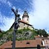 ハンガリー&チェコ旅「パッチワークのようなお城が素敵!チェスキークルムロフ」