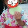 大阪はお祭りがいっぱい!2歳児お祭りにはまる\(^^)/