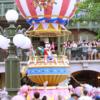 ディズニー・フェスティバル・オブ・ファンタジー・パレードの3つの公式おすすめポイントと5つの方法