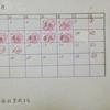 登校時刻の記録(4月・~17日)