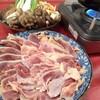 ヒネ鶏のお鍋