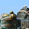 毎日一枚。「無事カエル。」おすすめ:☆☆☆ ~写真で届ける伊勢志摩観光~