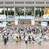 成田国際空港、毎年恒例の空の日フェスティバル開催 第2ターミナル前中央広場では、成田空港周辺市町ゆるキャラ大集合など多彩なイベント展開
