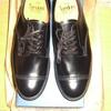 個人的に今所有している革靴の中でベストモデルと思うのはこの靴