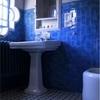 ときめく洗面台 ときめくタイル と使い勝手