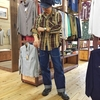"""デラックスウエアのヘビーネルシャツ""""1948s AUTUMN""""は秋色とヴィンテージの融合。"""