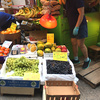 繁華街の中でも、生鮮食品はスーパーじゃなくて専門店というのが香港流 @ 香港