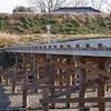 (2017.1.19)冠水橋を眺めに坂戸まで。