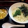 めん処十二社@西新宿五丁目 和風つけ麺