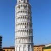 2014年イタリア半周その7: ローマ→オルベテッロ→ピサを国道1号線アウレリア街道で爆走。ピサの斜塔を見ながらピザ食べる