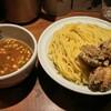 麺屋武蔵二天/濃厚鶏天つけ麺