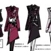 厨二的なオリジナル親衛隊制服のデザイン