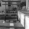 祠の失われた神社 もう何年も放置されている
