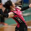 2015/16 V・チャレンジリーグ岐阜大会 高橋咲妃惠選手、