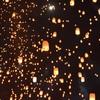 【タイ/チェンマイ】ラプンツェルのモデル・コムローイ(ランタン)祭 おすすめツアー会社は日系ランベルツアー