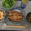 7/24 yuri 野菜の肉巻き