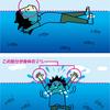 溺れた時「助けて」と叫んではダメ。ではどうすれば?