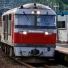 カシオペアクルーズを上野幌駅で撮る