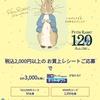 【10/10】本屋さんで買って当てよう2021キャンペーン【レシ/LINE】