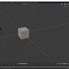 Blender2.8でアウトライナーウィンドウで表示内容をカスタマイズする その1(制限の切り替え)