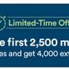 アラスカ航空Buy Miles 40%ボーナス〜先着2500メンバー【5月4日12:59まで】
