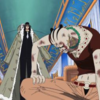 ONE PIECE(ワンピース)262話「ロビン争奪戦! そげキングの奇策!!」