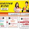 【softbank→au】スマートフォン・携帯電話のMNP(携帯電話番号ポータビリティー)をしました!