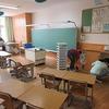 6年生:入学式の準備③ 主役を待つ教室