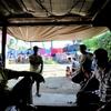 フィリピンの問題の一つともいわれる男達 タンバイ