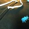※めざまし情報追記!【エレカシグッズ】月に浮かぶ象パーカーのブラックを購入!