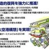 地球温暖化対策と逆行、蒲島知事の大空港構想