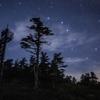 【天体撮影記 第34夜】 長野県•群馬県 日本一標高の高い国道 渋峠からの天の川写真