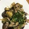 【レシピ】豚肉とナスのペペロン炒め