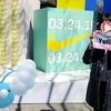 チルットと記念撮影。第9回渋谷・表参道 Women's Run完走!【ポケモンGOAR写真】
