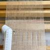 心を浄化する、透き通った麻の布。