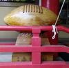 ラグビー神社こと吉田春日神社を参拝。巨大絵馬や木製ラグビーボールにモニュメント【大阪府東大阪市】