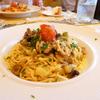 ポタージュランチの野菜たっぷりバーニャカウダと生パスタがおすすめ@鹿児島市谷山中央