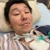 入院31日目&32日目&33日目、術後初の経口摂取