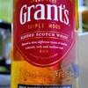 Grant's トリプルウッド ウイスキー