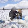 【新篠津】札幌から1時間!しのつ湖で子どもと初めてのわかさぎ釣り体験!