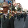 暗躍する日本会議 ④ 本土メディアは誠実に天皇来沖の沖縄を伝えているのか - 実行委員会が日本会議であることをふせたまま「日の丸ちょうちん奉迎」を伝える NHK