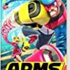 『ARMS』10万652本 Switchタイトルとしては歴代3位の初動